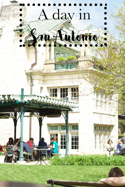 San Antonio mini Travel Guide