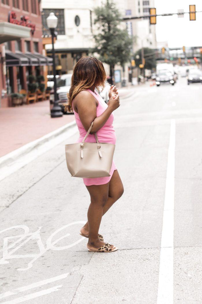 Hello Summer and Pink Summer Dress. . .