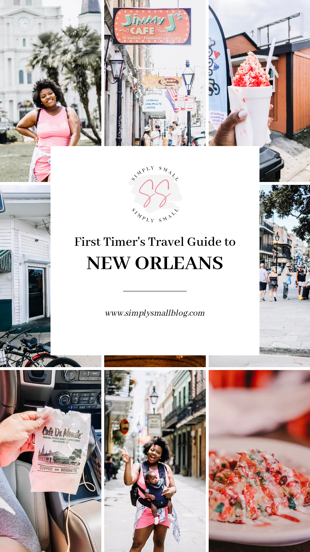 First Timer's Travel Guide to New Orleans