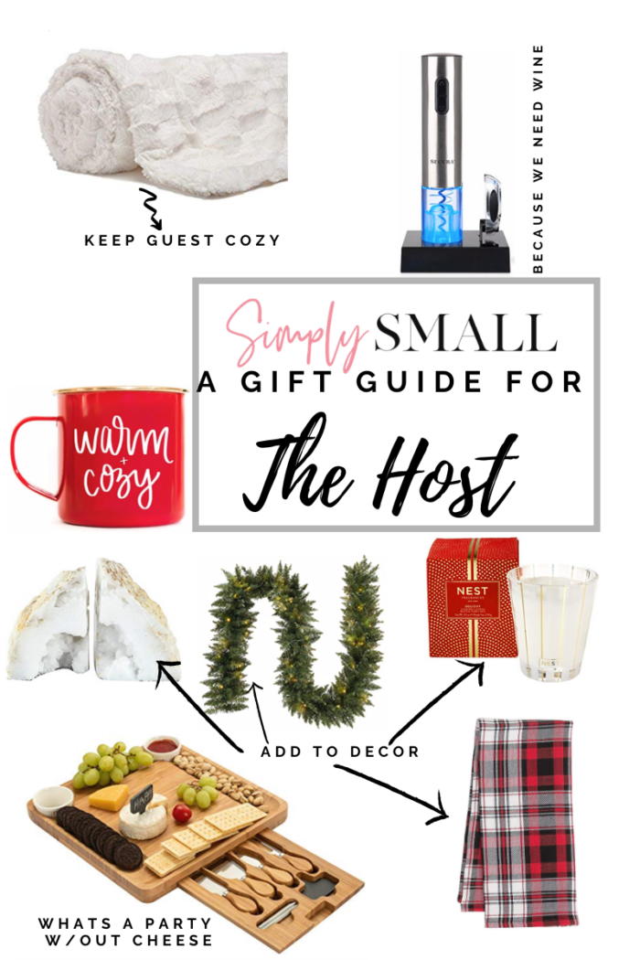 Gift Guide: For the Hostess w/ the Mostess