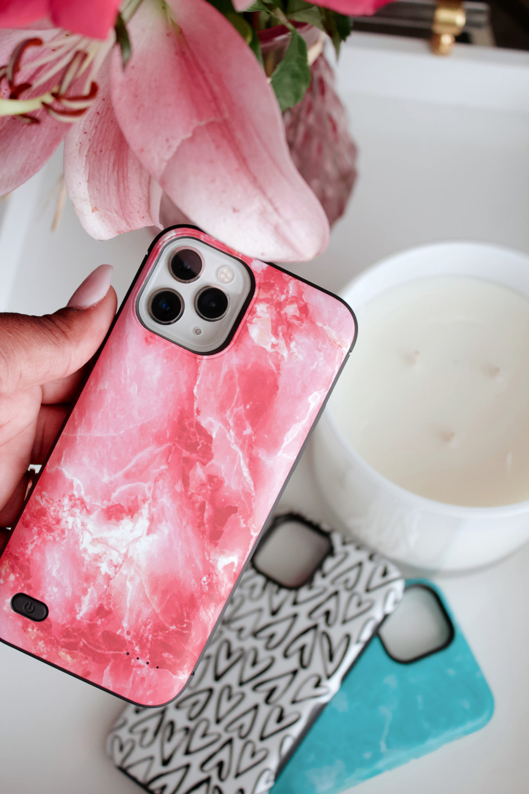 iPhone 11 Pro in the power collection from Casely