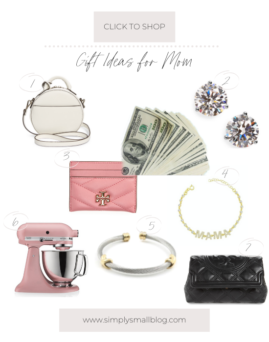 Things To Do For Mom this Mother's Day + Gift Guide