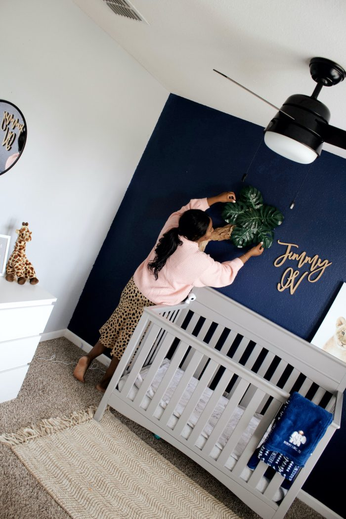 Bedroom Reveal | IV's Nursery