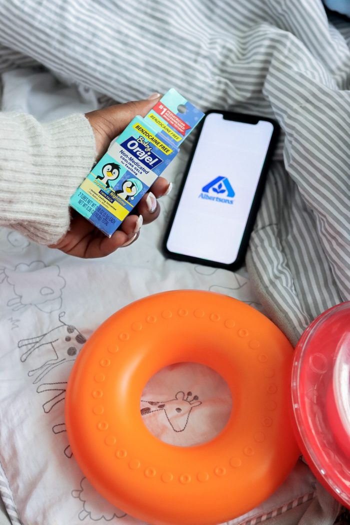 Teething made easy with Orajel™