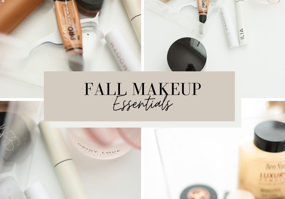 Fall Makeup Essentials You Need